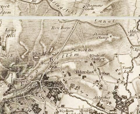1851 Aldershot
