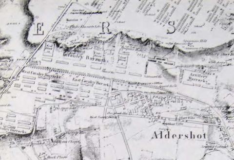 Aldershot 1854