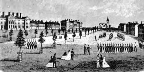 Aldershot 1861