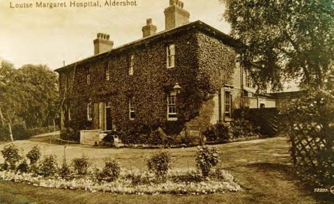 1897 Louise Margaret Hospital