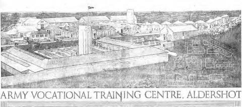 Aldershot 1914
